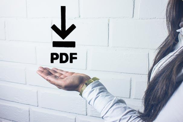 Converting PDF Files